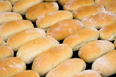 Homemade white bread Royalty Free Stock Images