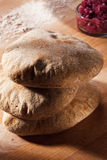 Homemade whole grain bread Stock Image