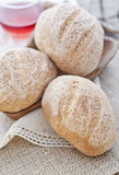 Homemade whole wheat bread Stock Photo