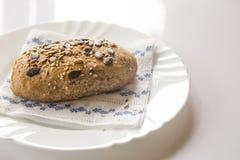Homemade wholegrain bread Royalty Free Stock Image