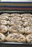Homemade wholegrain bread Stock Photos