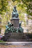Homenagem a Beethoven Fotos de Stock