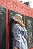 Homenaje Fotos de archivo
