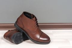 Homens das botas imagens de stock royalty free