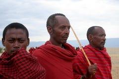 Homens de Barabaig Imagem de Stock Royalty Free