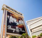 Homens de Boyz II Foto de Stock