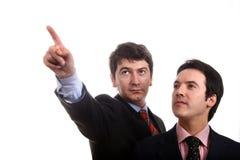 Homens de negócio Fotos de Stock