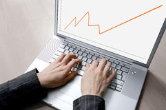Homens de negócio Imagem de Stock