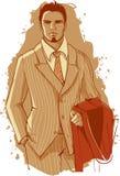Homens de negócio ilustração stock
