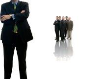 Homens de negócio Imagens de Stock