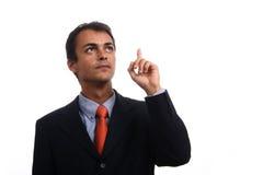 Homens de negócio novos Fotos de Stock Royalty Free