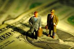 Homens de negócios Foto de Stock