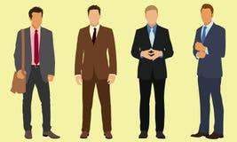 Homens de negócios Fotos de Stock Royalty Free