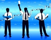 Homens de negócios Fotos de Stock