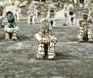 Homens de pedra Foto de Stock