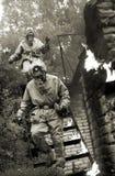 Homens do incêndio Fotografia de Stock Royalty Free