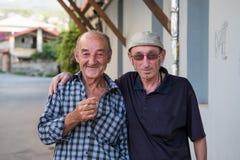 Homens Georgian Imagem de Stock Royalty Free