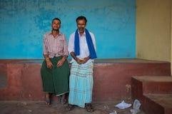 Homens indianos Fotos de Stock