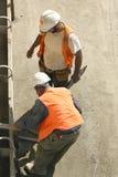 Homens no trabalho Foto de Stock Royalty Free