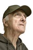 Homens nobres das pessoas idosas da beleza Foto de Stock