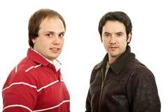 Homens ocasionais Foto de Stock Royalty Free