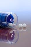 homeopathic läkarbehandling arkivbild