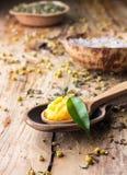 Homeopathic medicin. royaltyfri fotografi