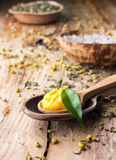 Homeopathic medicine. Royalty Free Stock Photography