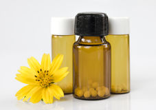 Homeopathic Medicine Stock Images