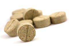 homeopathic pills arkivfoton