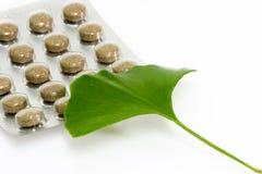 Homeopathisch Stock Afbeelding