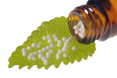 Homeopathy Royalty Free Stock Photo