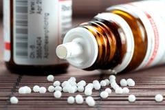 Homeopati 01 Arkivbild