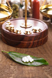 Homeopatipreventivpillerar Royaltyfria Foton