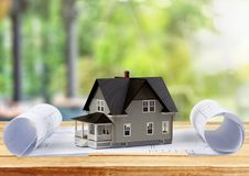 Homeowner Royalty Free Stock Photography