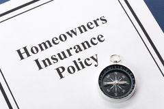 Homeowners Insurance Stock Photography