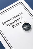 Homeowners Insurance Stock Image