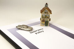 Homeowners Policy Concept stock photos