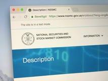 Homepage rynek papierów wartościowych prowizja Ukraina i bezpieczeństwo narodowe. obraz royalty free