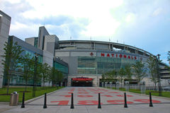 Homeplate Entrance to Nationals Park. Washington, DC Royalty Free Stock Images