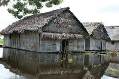 Homes in Belen - Peru Royalty Free Stock Image