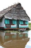 Homes in Belen - Peru Royalty Free Stock Photos
