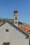 Homes in Dubrovnik Croatia Royalty Free Stock Photos