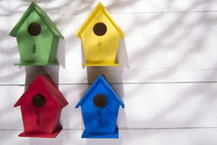Free Homes For Birds Stock Image - 54410451