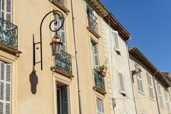Homes in France Royalty Free Stock Photography