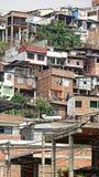 Homes Houses Latin American Barrio. Homes and Houses Latin American Barrio stock photos