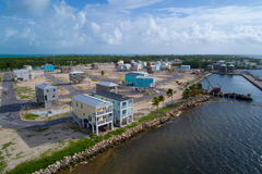 Free Homes On Stilts Under Construction In The Florida Keys Royalty Free Stock Images - 97060829