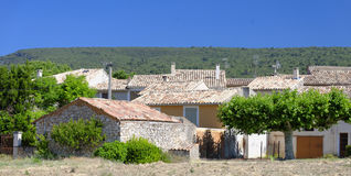 Homes in Provence Royalty Free Stock Photos