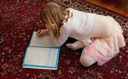 Homeschooler Fotografie Stock Libere da Diritti