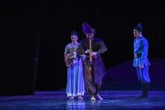 "Homesickness-Dance drama ""The Dream of Maritime Silk Road"" Stock Images"